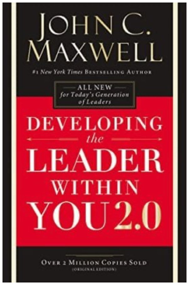Developing th leader within you 2.0 course