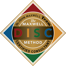 Maxwell DISC Method Certified Consultant seal