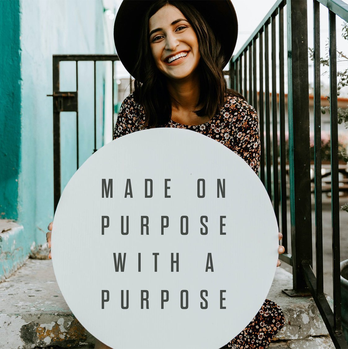 Made on Purpose with a Purpose